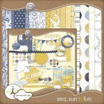 emma - sea, sun 'n fun - visu kit