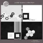 emma - code barre collection - visuel qp