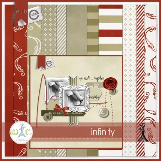 emma - infinity visuel kit